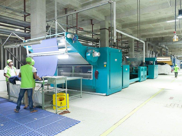 DIRD Composite Textiles Ltd   DIRD Group